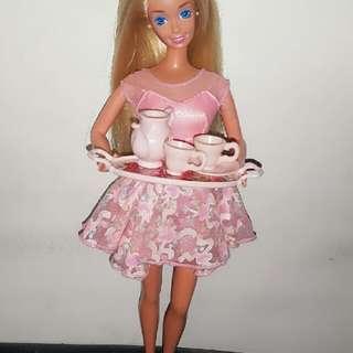 1995年下午茶芭比,古董芭比