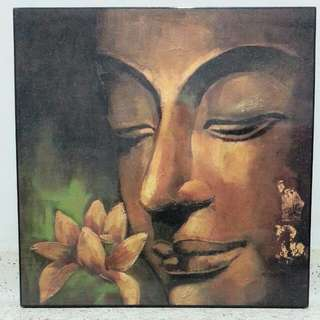 Picture Of Buddha's Face
