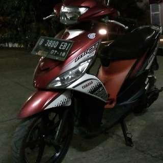 Yamaha Mio J Sporty 2013