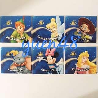 [絕版] [LE] 香港迪士尼樂園 Hong Kong Disneyland 五週年貼紙 5 Anniversary Sticker
