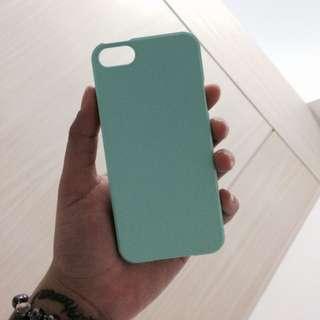 Spigen Mint green hard case for iphone 5/5s/SE