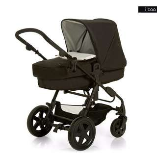 Icoo 3in1 stroller