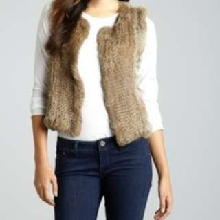 525 America Genuine Fur Vest