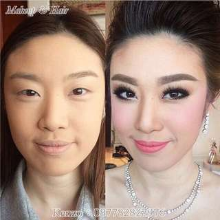 Jasa Makeup Artist By Kenzo