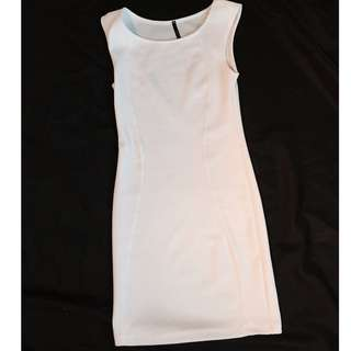 Mon Ami White Dress - 2