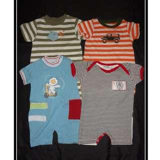 0-6m baby boy clothes