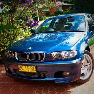2004 BMW E46 318i Sports