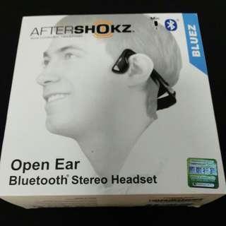 Aftershokz Bluez Bluetooth 免提耳機