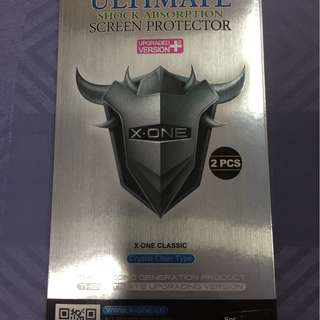 X-one Screen Protector iphone 6 (2 side)