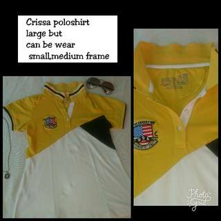 Crissa Polo Shirt