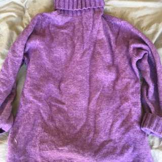 Cos Wool Turtle Neck Sweater