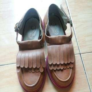 (Freeong) Sepatu Rumbai