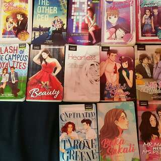 Pop Fiction Summit Books