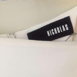 Nicholas white skirt