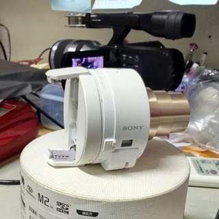 SONY QX10 相機 攝影機