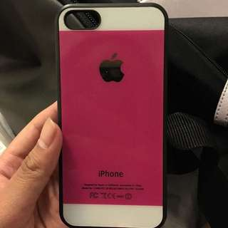 Iphone 5c case // can be used for an iphone 5/5s also