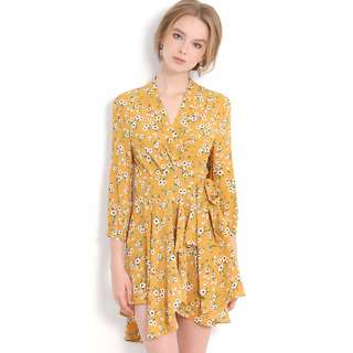 (PO) Wallflower Floral Tunic