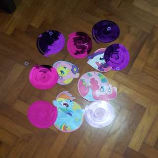 my little pony swirlers for party use