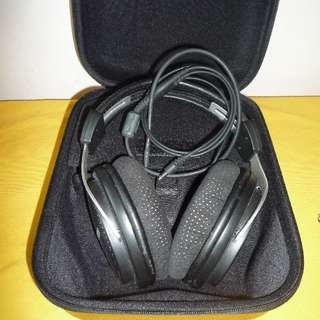 Priced REDUCED ( Price set at lowest ) Shure SRH-1540 Premium Audiophile Closed-Back Headphone.