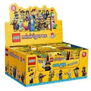 Lego 71007 Series 12 Box Of 60