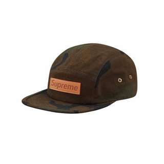 LOUIS VUITTON X SUPREME 5 PANELS CAMO BASEBALL CAP | MP1875