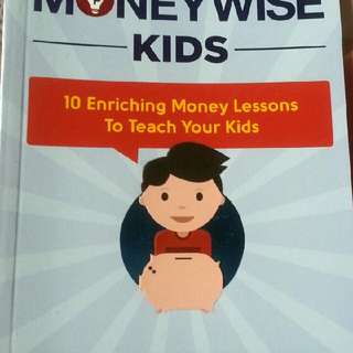Raising up MONEY WISE KIDS