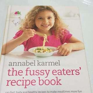 Preloved Annabel Karmel Recipe Book
