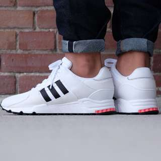 ADIDAS ORIGINALS EQT SUPPORT RF REFINED BA7715 MENS WHITE