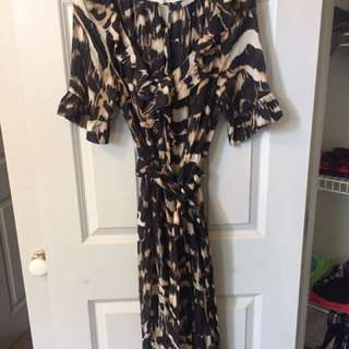 Jigsaw Silk Dress