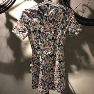 [PRICE REDUCED] Floral Dress From Korea