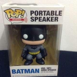 Funko Pop Batman Speaker