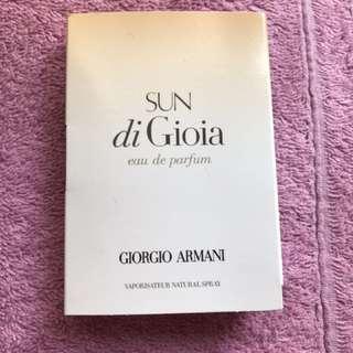 Armani 香水牌 Sun Di Gioia Parfum 1.2ml