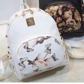 Butterfly Korean Back Pack