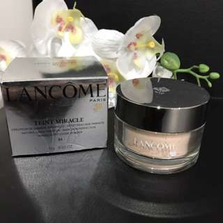 Lancôme Translucent Loose Powder 01 Translucent Sheer
