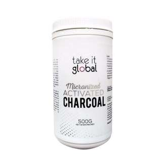 Micronized Activated Charcoal 500g #Malaysia54