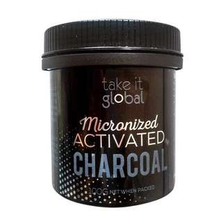 (Inc postage) Activated Charcoal