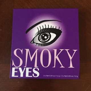 H&M smokey eyes