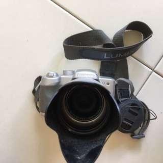 Lumix camera w Leica lens