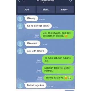 Rubi Cilla Sandal goes to Bogor