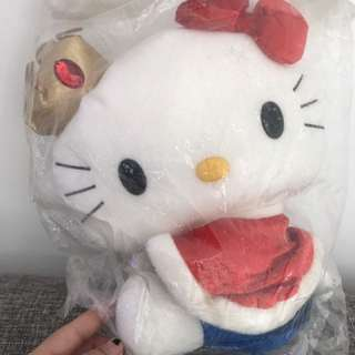 Hello kitty Sanrio plush