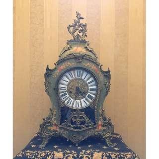 雅筑進口傢俱古董鐘 Antique Clock