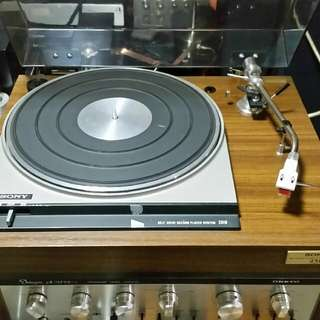 sony turntable model 2310