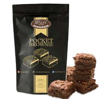 Pocket Brownies by Daisy Pastry