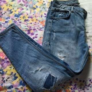 Pre-loved Mango jeans