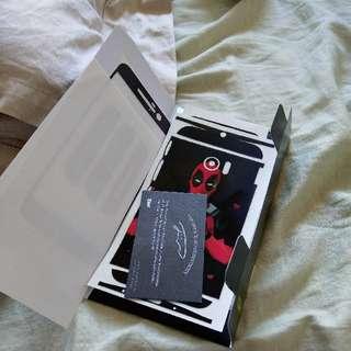 Slick Wraps Deadpool edition HTC 10