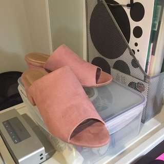 Brand New Nasty Gal Mules