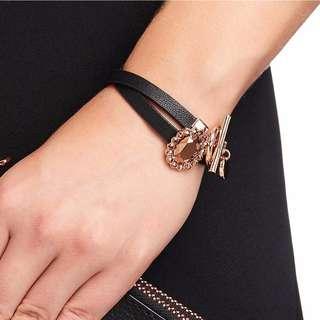 🆕Mimco leather bracelet/chocker RRP$69.95