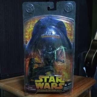 "Star Wars Revenge Of The Sith Utapau Shadow Trooper 3.75"" 3 3/4"" Action Figure MOC"