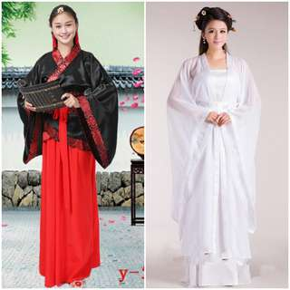For rent: Chinese period costume 古装