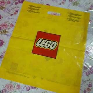 Plastic Bag LEGO Besar